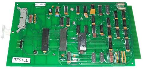 Interface Board Photo