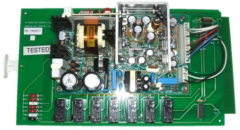 Power Supply Board Photo